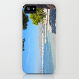 Majorca Sea View iPhone Case