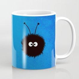 Blue Cute Dazzled Bug Coffee Mug