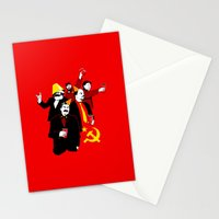 The Communist Party (variant) Stationery Cards