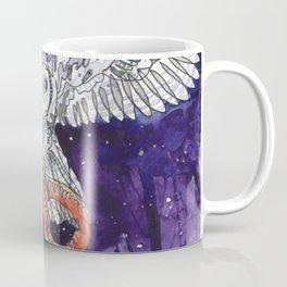 Owl & Snake Coffee Mug
