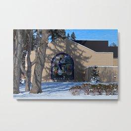 Lourdes University I Metal Print