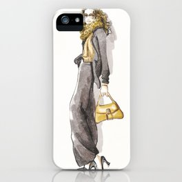 Style. iPhone Case