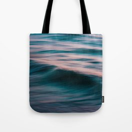 The Uniqueness of Waves XV Tote Bag