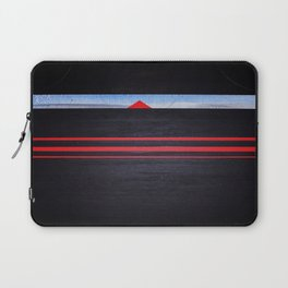 The Light of the Triangle Laptop Sleeve