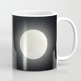 Full Moon: Air Element Coffee Mug