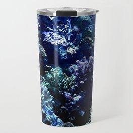 Painted Corals Travel Mug