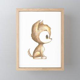 Introducing Choopie Framed Mini Art Print