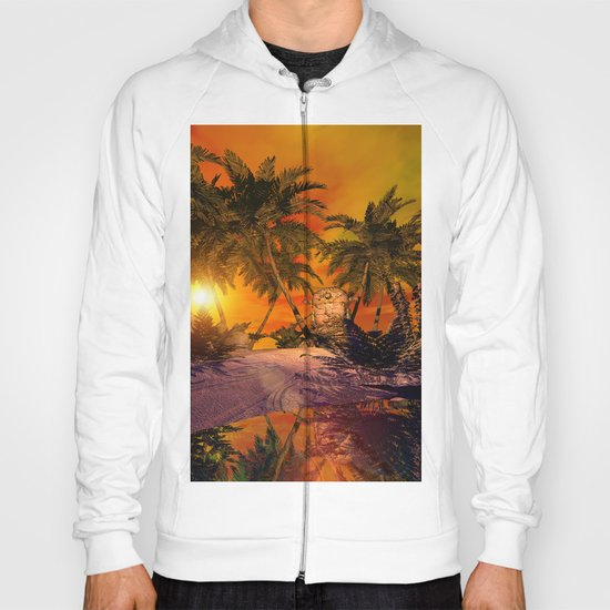The little island Hoody