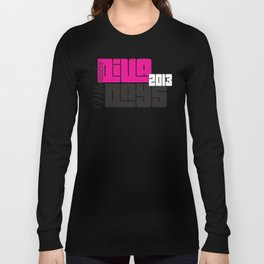 Diva Days Milwaukee 2013 Long Sleeve T-shirt