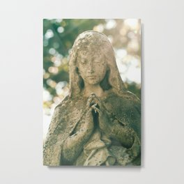 Our Lady of the Sunlight Metal Print
