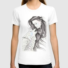 Witch Wolf T-shirt