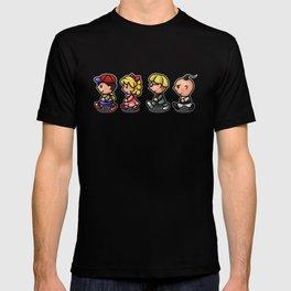 Earthbound Guys T-shirt