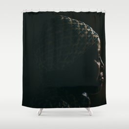 L U M I N O U S Shower Curtain