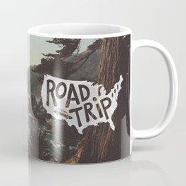Road Trip USA - big sur Coffee Mug