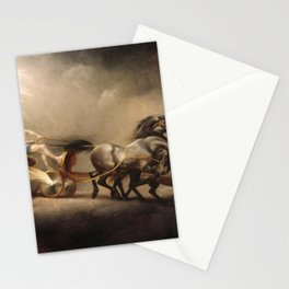 George Stubbs - The Fall of Phaeton Stationery Cards