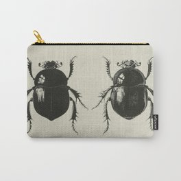 Antiquarian Beetles Carry-All Pouch