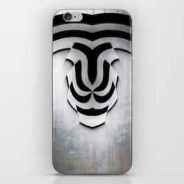 Curvilinear Art iPhone Skin