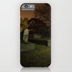 Cemetery at Night iPhone 6s Slim Case