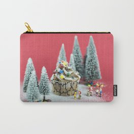 Christmas cupcake Carry-All Pouch