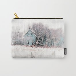 Tattered Curtains Carry-All Pouch