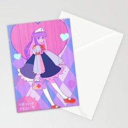 useless (kid) nurse Stationery Cards