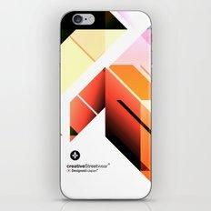 Abstrakt. iPhone & iPod Skin