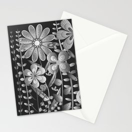 Petty Flowers Pattern 4 Stationery Cards