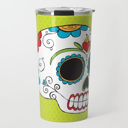 La Calavera Travel Mug