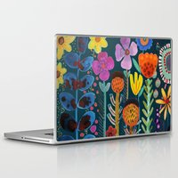 road Laptop & iPad Skins featuring silk road by sylvie demers