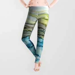 Waves and Hills Leggings