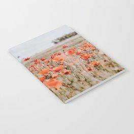 flower field Notebook