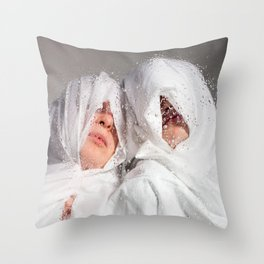 Sanctuary Throw Pillow