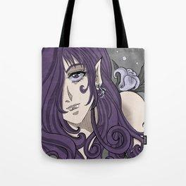 Dark gloomy fairy Tote Bag