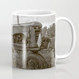 Vintage Tractor Farm Hopkinton New Hampshire Coffee Mug
