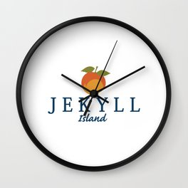 Jekyll Island - Georgia. Wall Clock