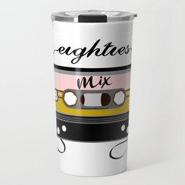Eighties mix tape Travel Mug