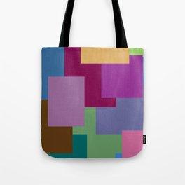 Squares, so many squares Tote Bag