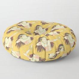 WARRIOR Floor Pillow