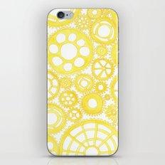 #46. FEIFEI - Gears iPhone & iPod Skin