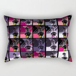 TowerColor I Rectangular Pillow