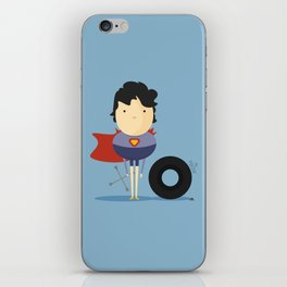 My Super hero! iPhone Skin