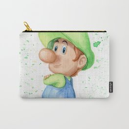 Baby Luigi Carry-All Pouch