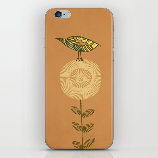 Perch iPhone & iPod Skin