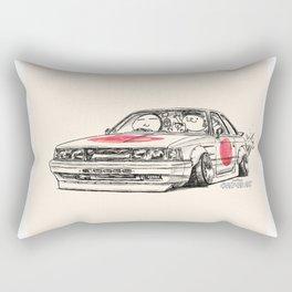 Crazy Car Art 0176 Rectangular Pillow