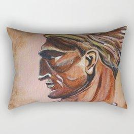 Mountaineer WVU Rectangular Pillow