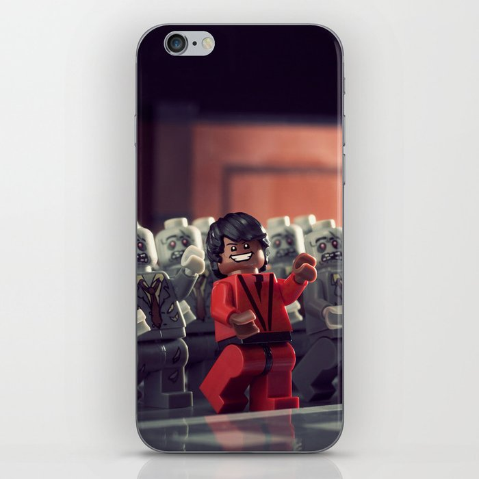 This is Thriller iPhone Skin