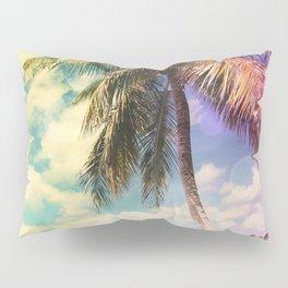 Prismatic Palm Pillow Sham