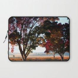 Australian Autumn Landscape Laptop Sleeve