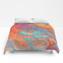 rainstorm Comforters