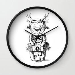 Art Class Wall Clock